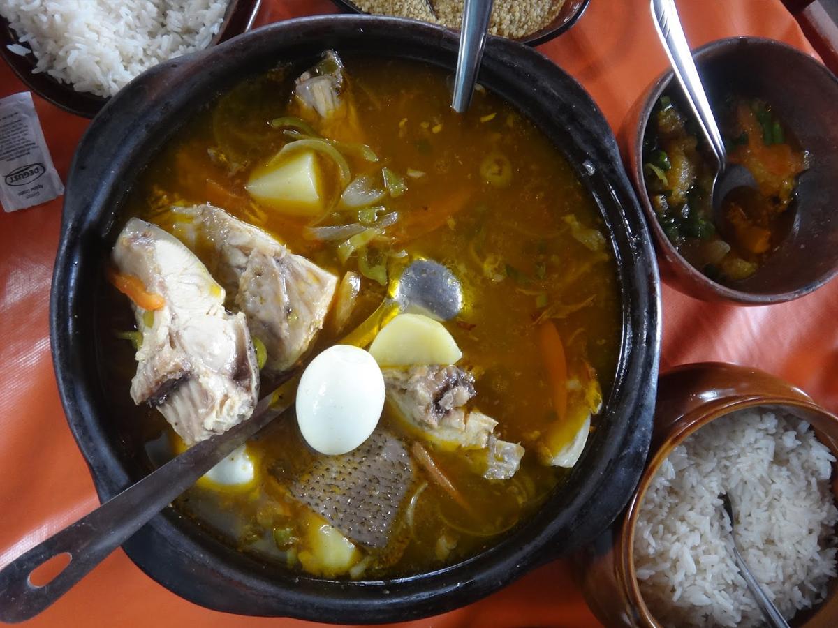 La cucina tipica di Manaus