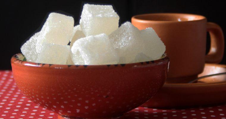 """Bala de gelatina de pinga (Caramella gelatinosa di """"cachaça"""")"""