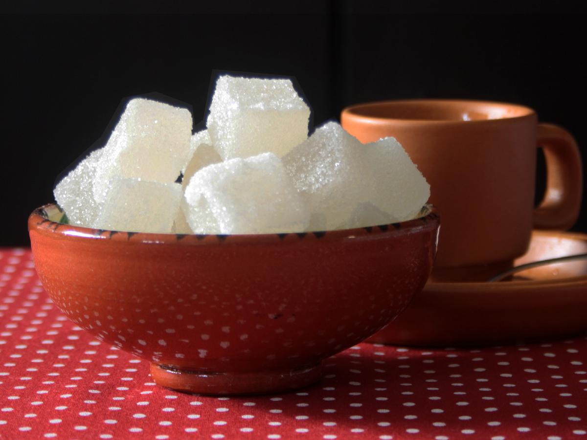 Bala de gelatina de pinga