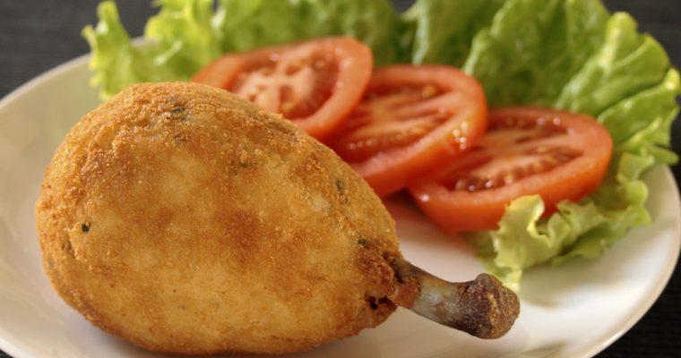 Coxa-creme de frango (Crusted Chicken Legs)