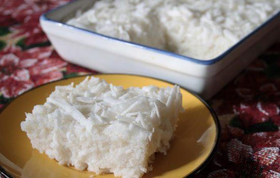 Cuscuz de tapioca