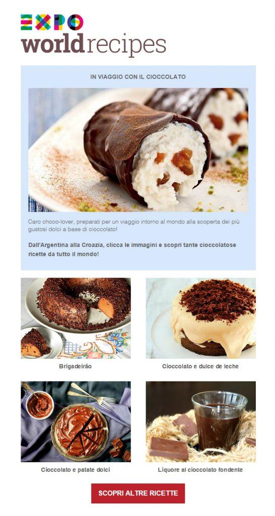 EXPO 2015 WORLD RECIPES -Sabor Brasil ricette di cucina Brasiliana