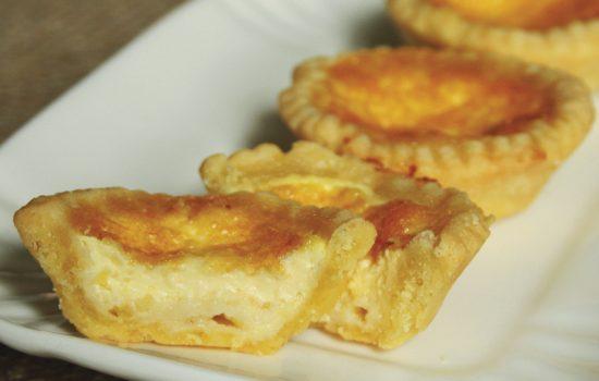 Empadinha de queijo