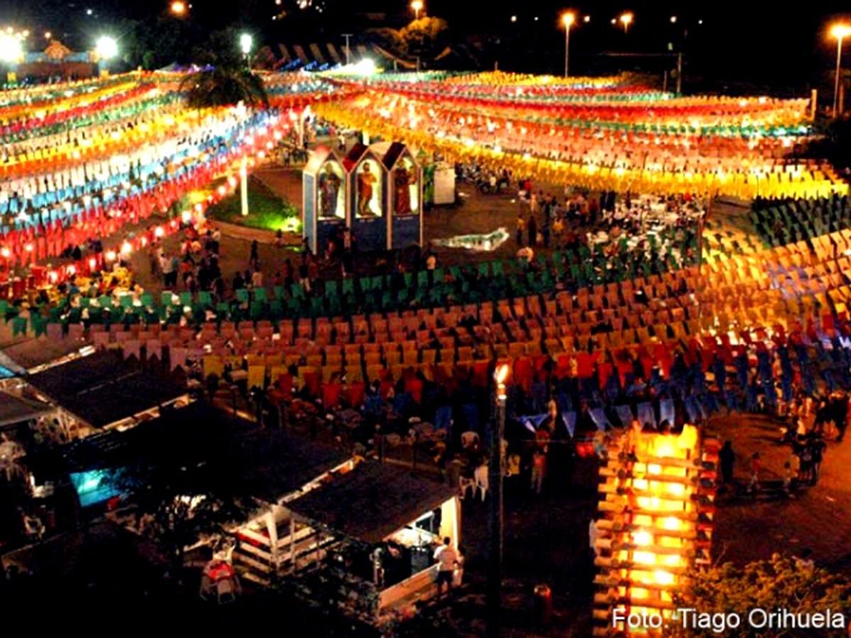 Festa Junina, la festa di metà anno