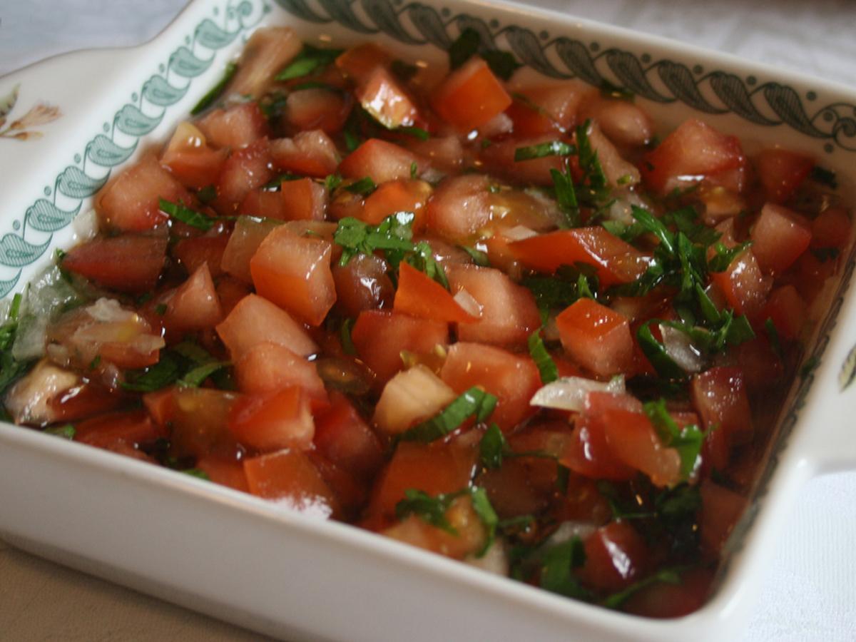 Molho vinagrete (Salsa vinaigrette)