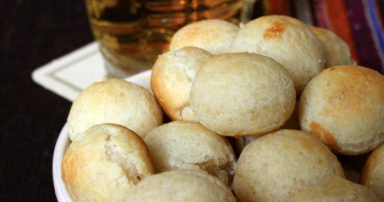 Pão de queijo (Cheese Bread)