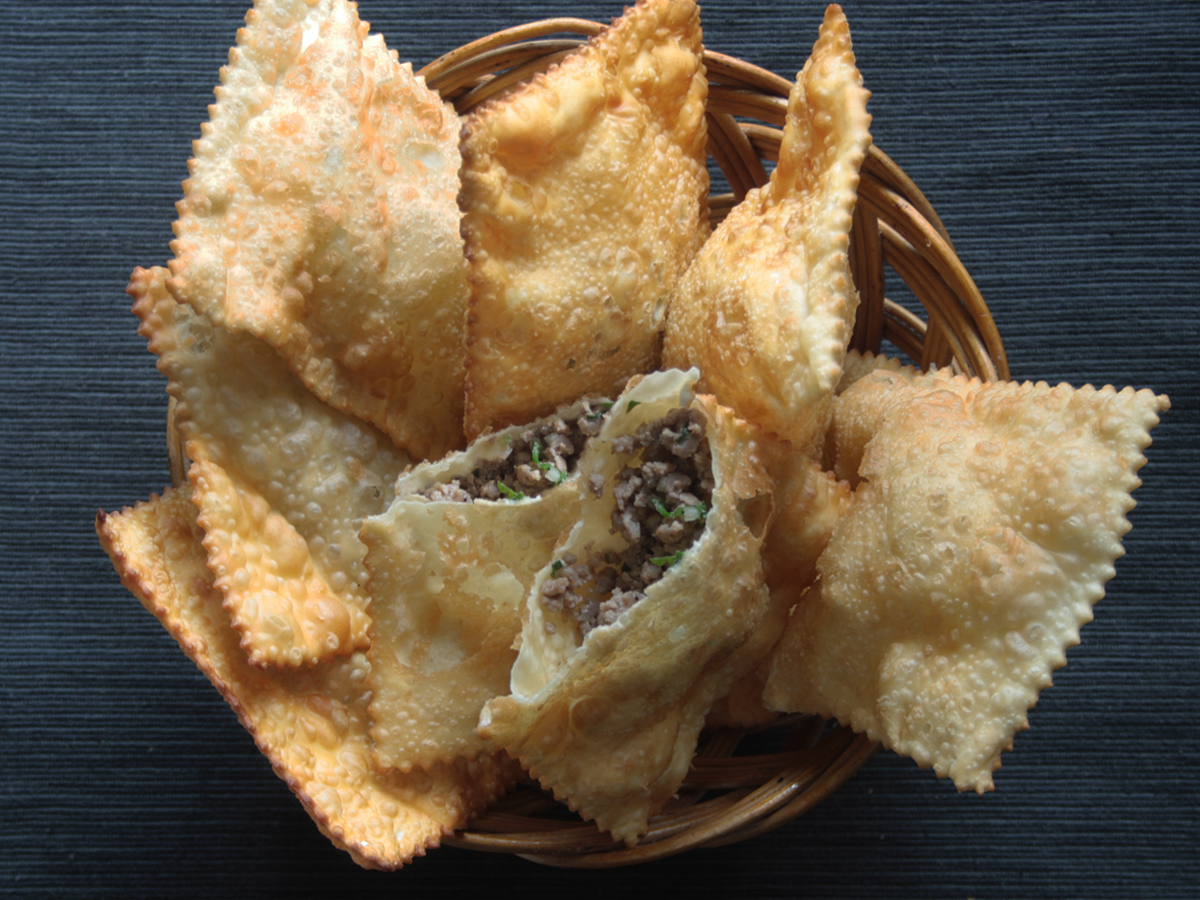 Pastel (Fried Pasties)