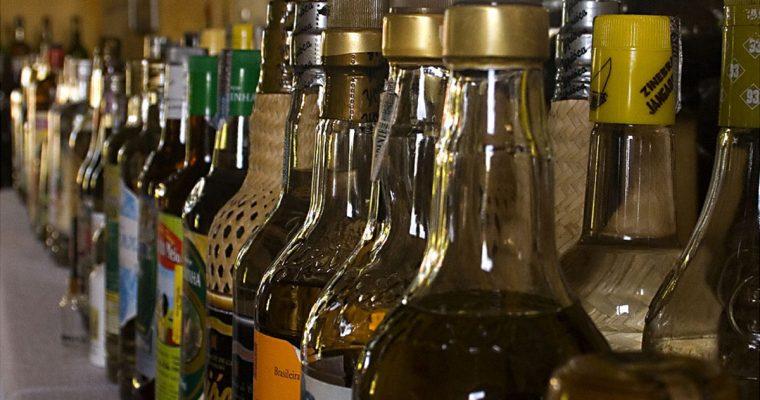 Cachaça/Pinga(sugar cane brandy)