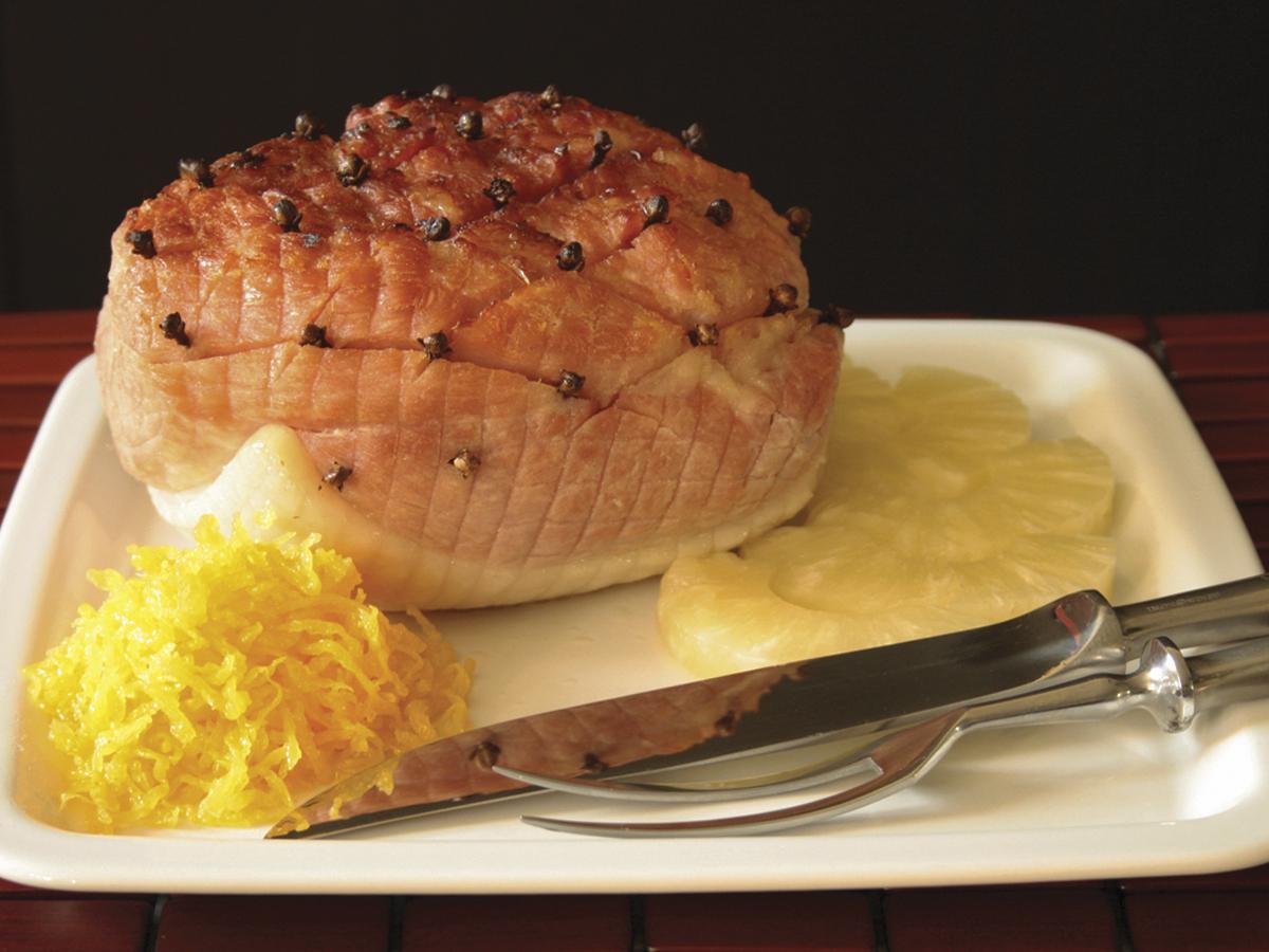 Tender (Glazed Ham)