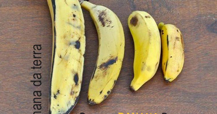 """Banana prata(Banana """"silver"""")"""
