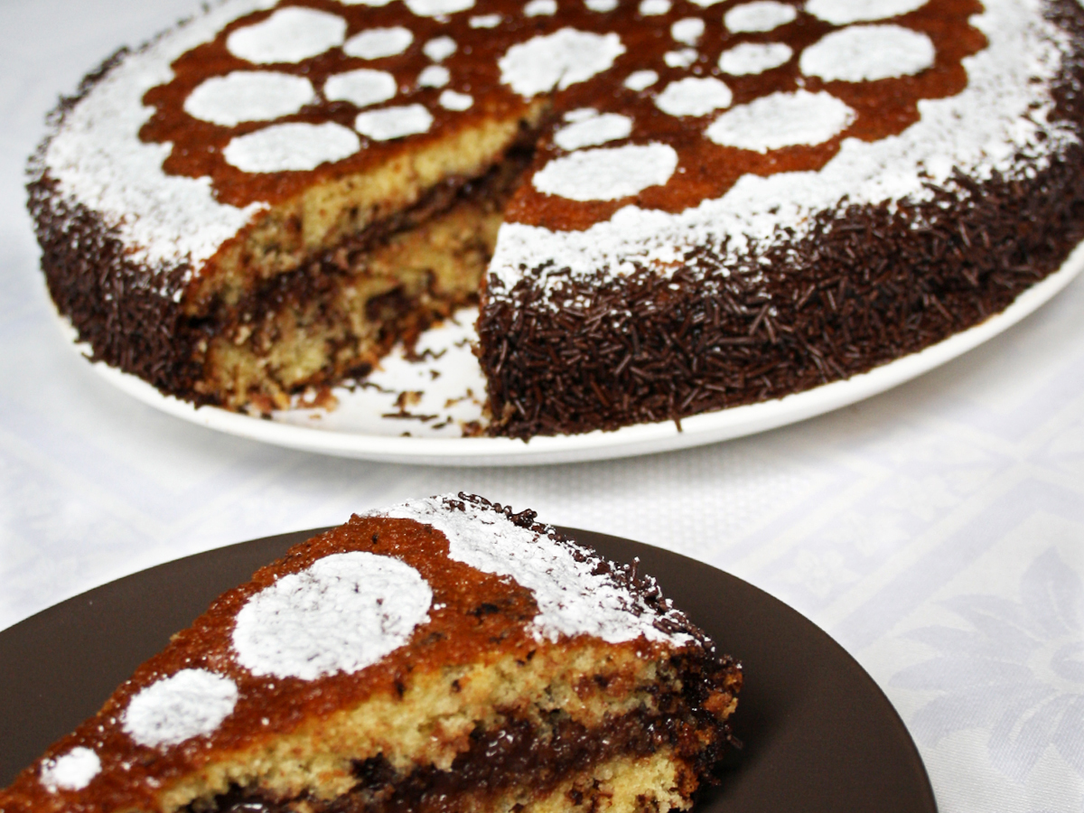 Bolo formigueiro (Anthill Cake)