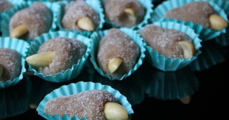 Cajuzinho (Pasticcino alle arachidi)