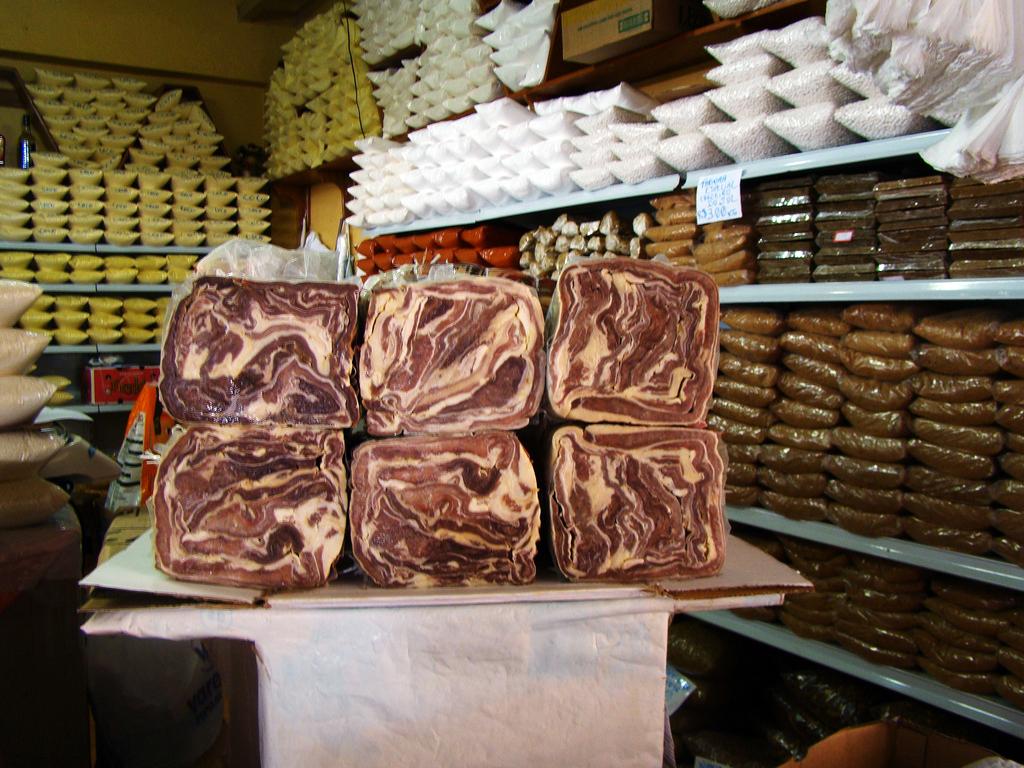 Charque(Carne di manzo essiccata)