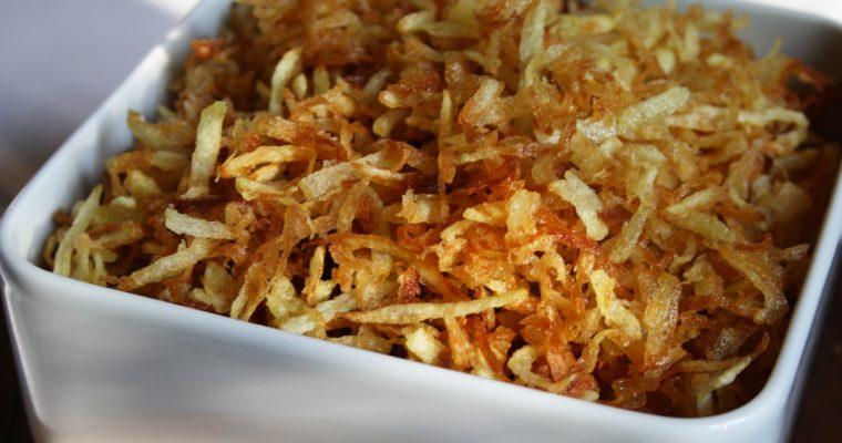 Batata palha (Patata paglia)