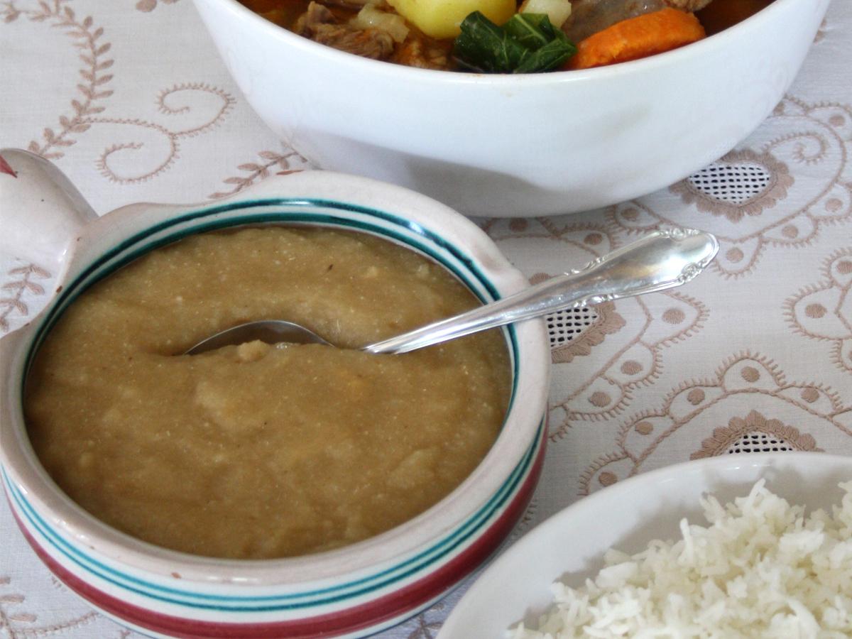 Pirão (Creamy Manioc)