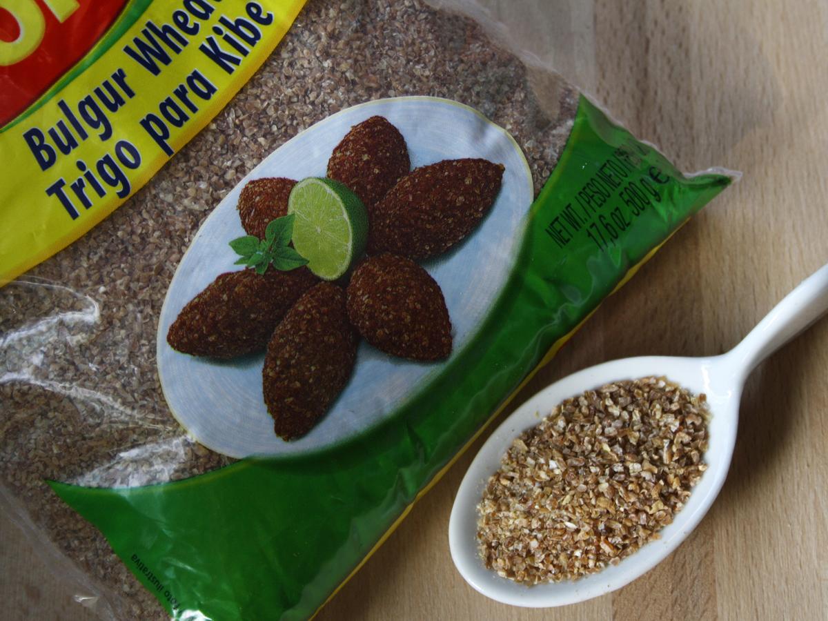 Trigo para quibe/kibe(Bulgur wheat)
