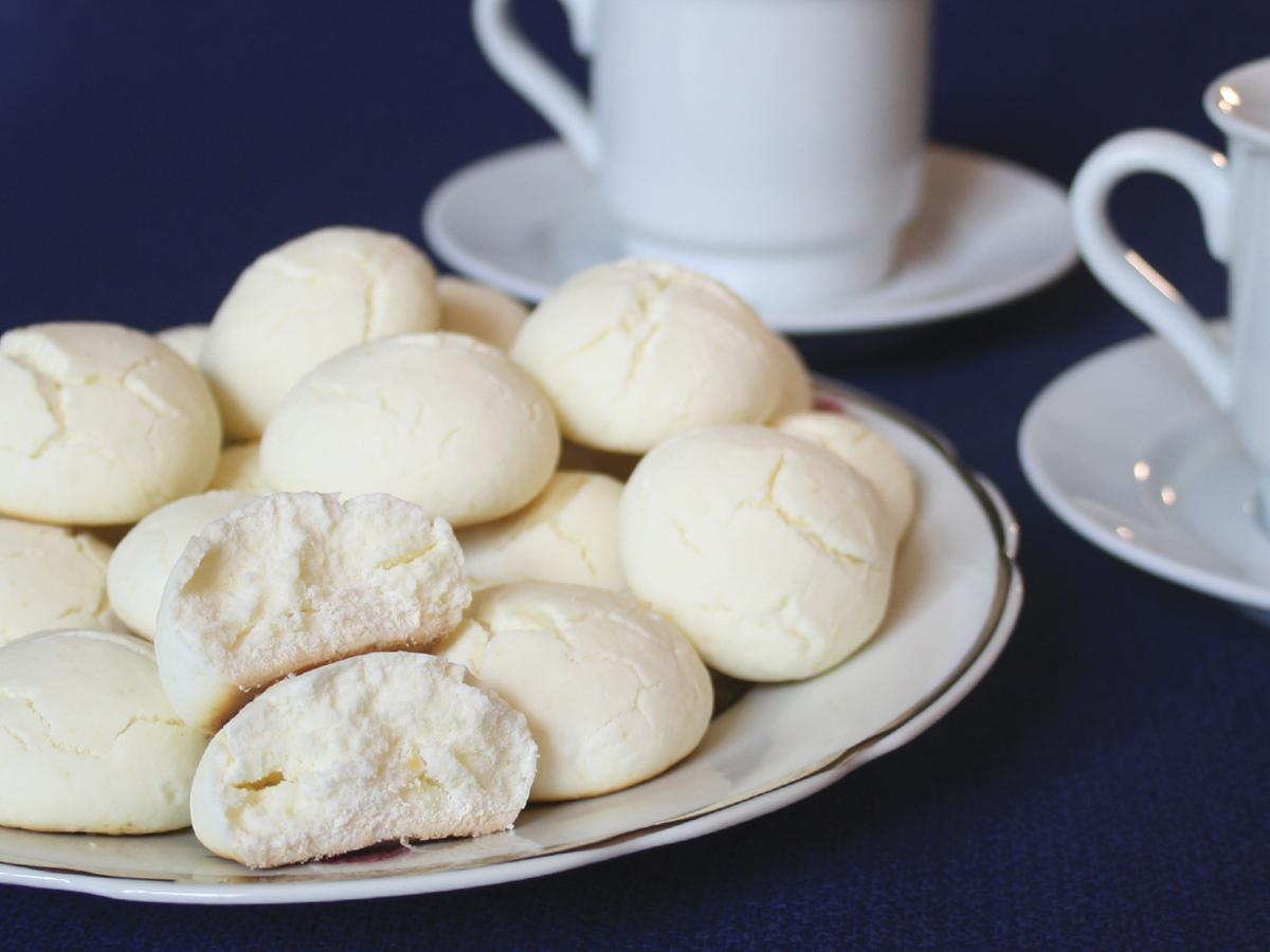 Sequilhos de Maizena (Corn Starch Cookies)