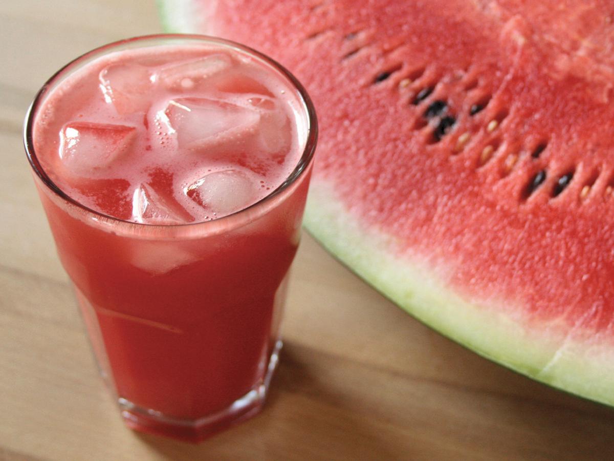 Suco de melancia