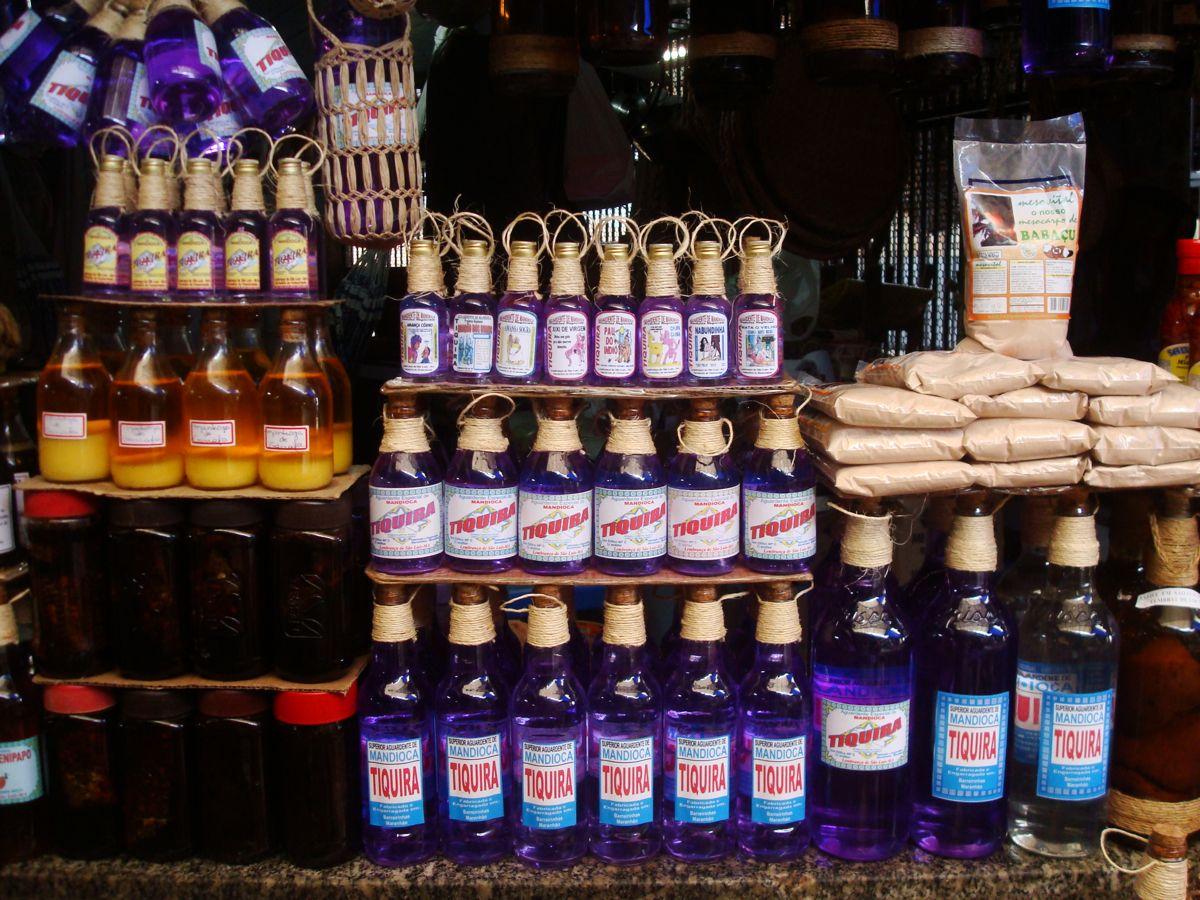 Tiquira(Manioc brandy)