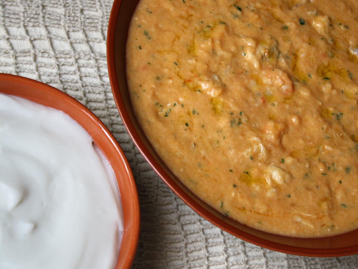 Vatapá (Crema di gamberetti)